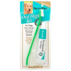 Oral Hygiene Kit For Dogs