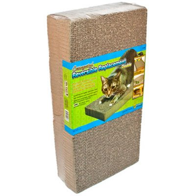 Double Replacement Cat Scratcher - 2 pk. Best Price