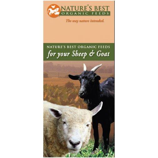 Organic 16% Sheep Feed - 50 lbs Best Price