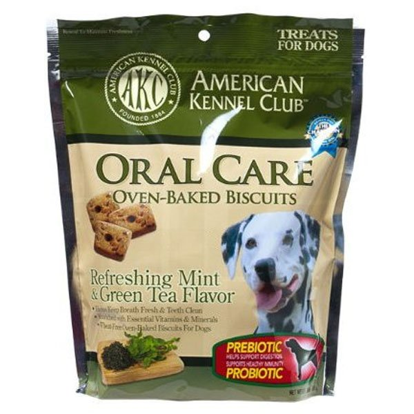 AKC Oral Care Oven-baked Biscuits - 24 oz.