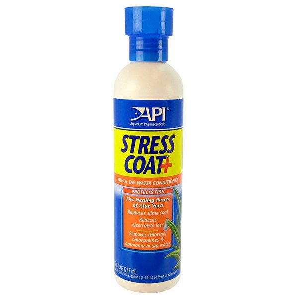 Stress Coat For Aquariums / Size 8 Oz.