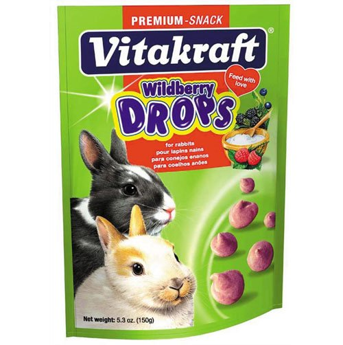 Wild Berry Drops For Rabbit 5 Oz.