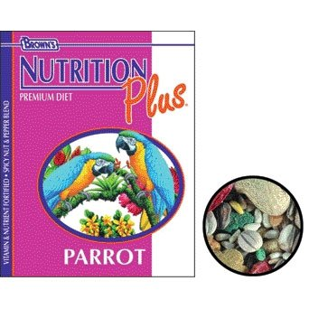 Nutrition Plus Parrot Food - 50 lbs Best Price