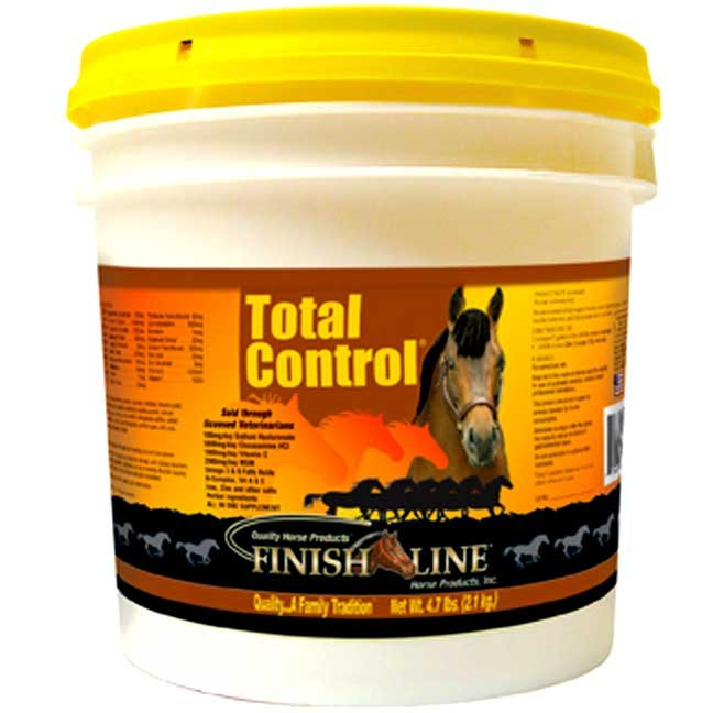 Finish Line Total Control Equine Supplement / Size (4.7 lbs.) Best Price