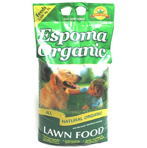 Organic All Natural Lawn Food 30 lbs Best Price