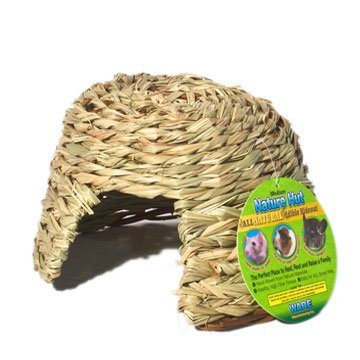 Nature Hut Small Pet Edible Hideout / Size (Medium) Best Price