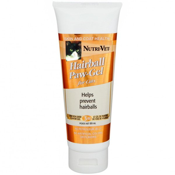 Hairball Paw-Gel for Cats 3 oz Best Price