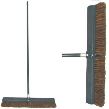 Palmyra Push Broom With Handle - 60 in. Best Price
