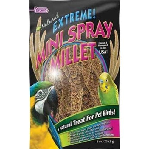 Extreme Natural Mini Spray Millet 8 oz Best Price