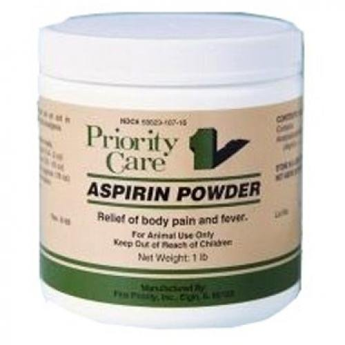 Aspirin Powder For Dogs 1 Lb.
