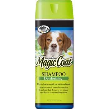 Magic Coat Anti Bacterial Dog Shampoo 16 Oz.