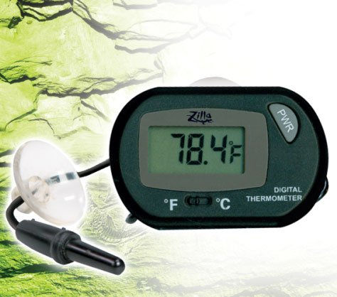 Digital Terrarium Thermometer Best Price