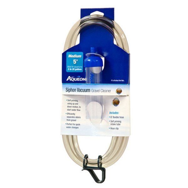 Aqueon Siphon Vacuum - Med / 5 in. Best Price