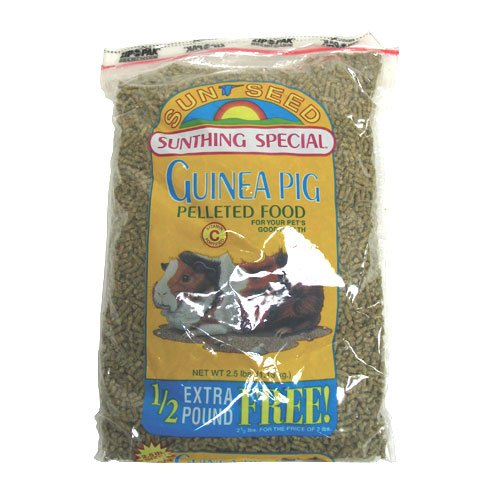 Guinea Pig Pellets - 2.5 lbs Best Price