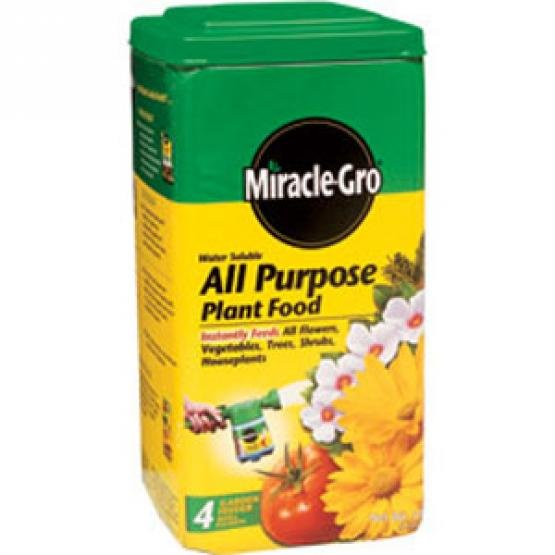 Miracle Gro All Purpose Plant Food 4 lbs each (Case of 6) Best Price