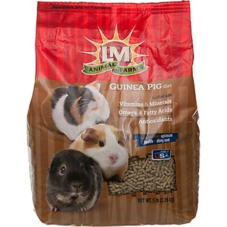 LM Guinea Pig Diet - 20 lbs Best Price