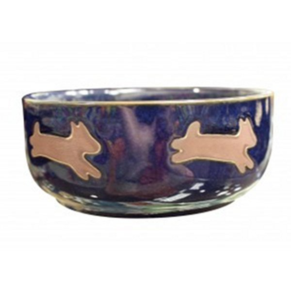 Southwest Cat Dish - Midnight Blue / 5 in. Best Price