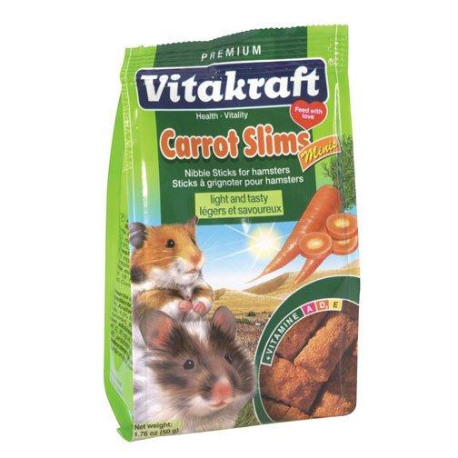 Carrot Slim For Hamster