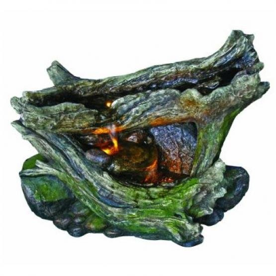 Vienna Fountain with Lights 18-Inch Best Price