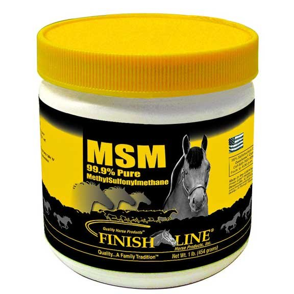 Finish Line Equine MSM / Size (1 lb.) Best Price