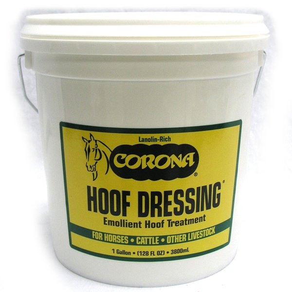 Corona Liquid Hoof Dressing / Size (Gallon) Best Price