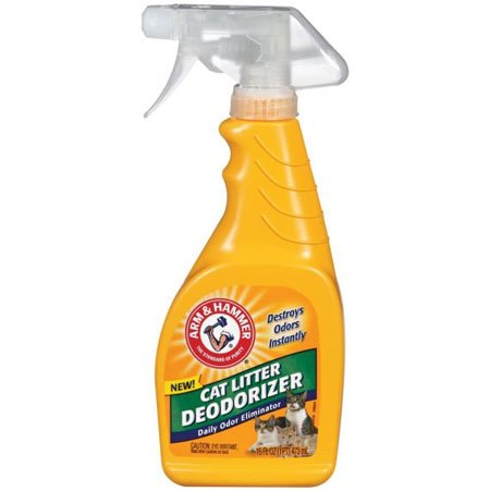 Arm and Hammer Litter Deodorizing Spray 16 oz. Best Price