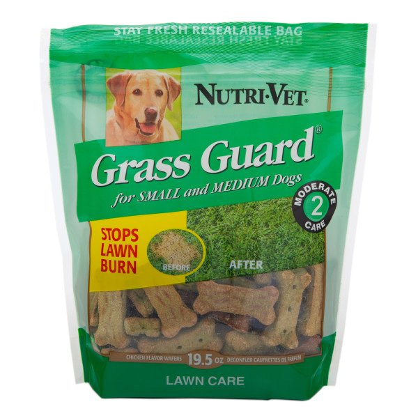 Grass Guard Biscuits For Dogs 19.5 Oz.