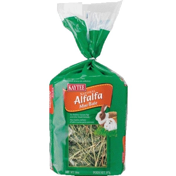 Alfalfa Minibale For Small Pets / Size 14 Oz.