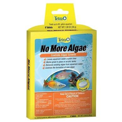 No More Algae For Aquariums 8 Pk.