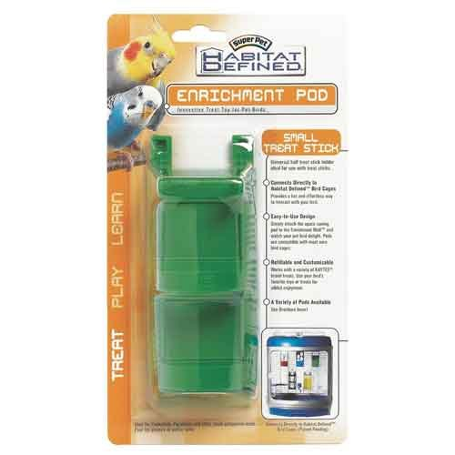 Habitat Defined Enrichment Pod Treat Stick Holder