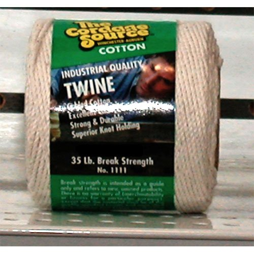 Cotton Cable Twine - 400 ft. Best Price