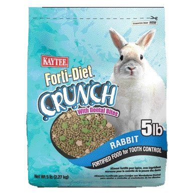 Rabbit Forti-diet Crunch 5 lbs. Best Price