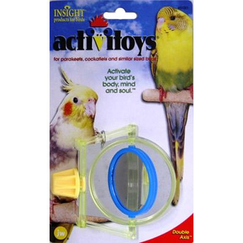ActiviToys Double Axis Bird Toy 3.75 in. Best Price