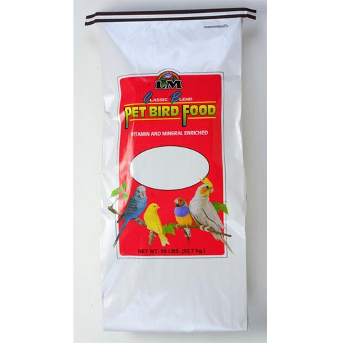 Classic Cockatiel Food 50 lbs Best Price