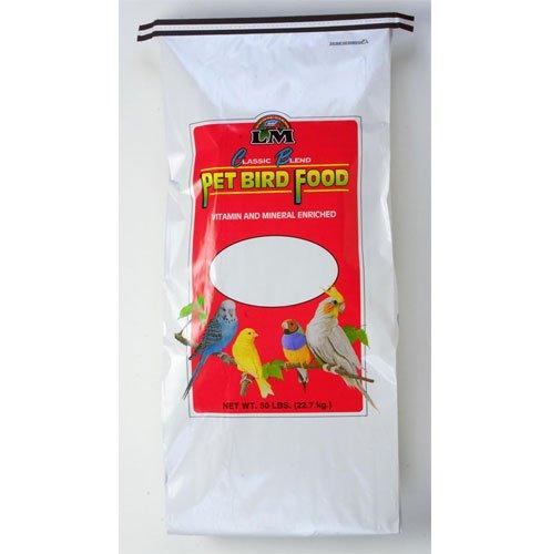 Classic Cockatiel Food 50 Lbs