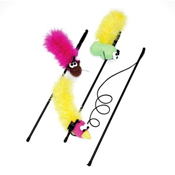 Feather Boa Wand for Cats Best Price