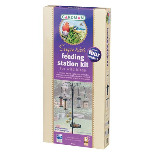 Superior 4 Feeder Feeding Station Best Price