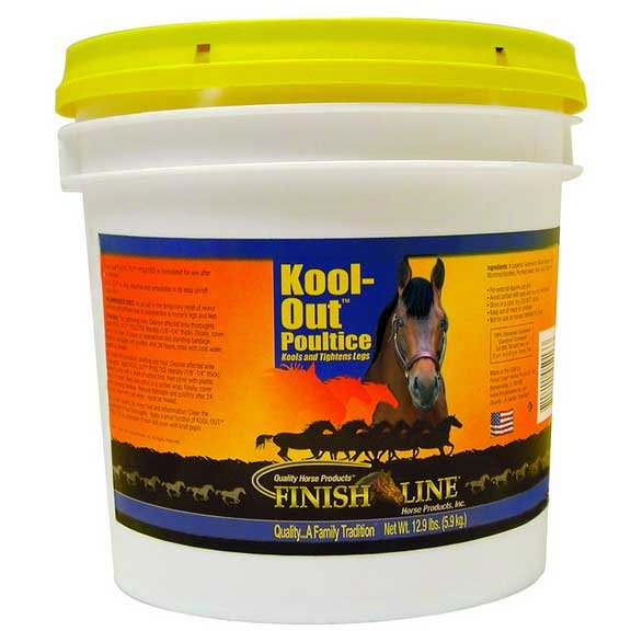 Kool Out Clay Equine Poultice / Size (12.9 lbs.) Best Price