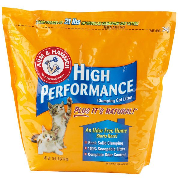 Arm Hammer High Performance Cat Litter Case Of 3