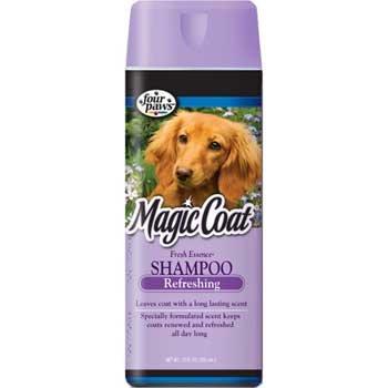 Magic Coat Fresh Essence Dog Shampoo 16 Oz.