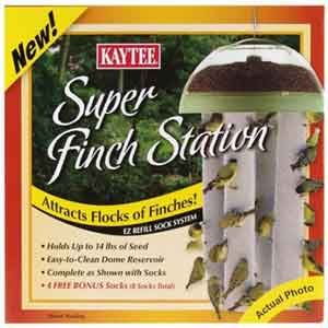 Super Finch Station Finch Sock Feeder - Large Best Price