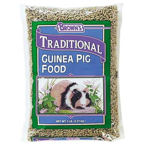 Natural Guinea Pig Food / Size (5 lbs.) Best Price