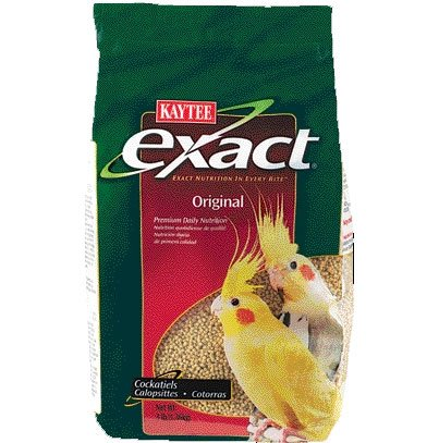 Cockatiel Exact Food 3 lbs Best Price