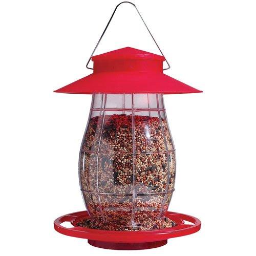 Red Lantern Bird Feeder Best Price