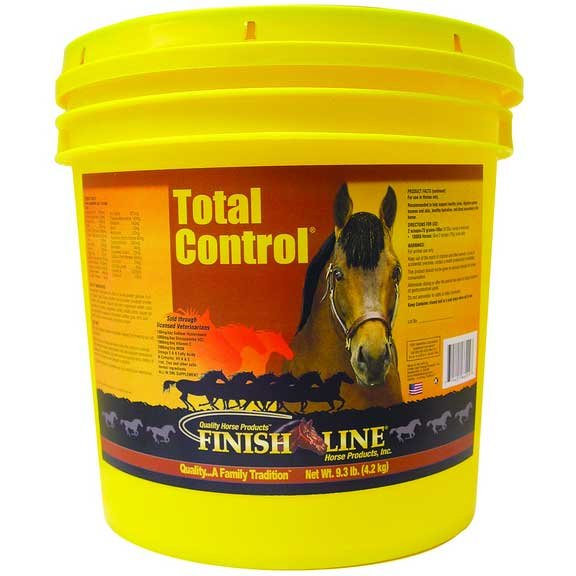 Finish Line Total Control Equine Supplement / Size (9.3 lbs.) Best Price