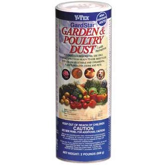 GardStar Garden and Poultry Dust  2 lbs (Case of 12) Best Price