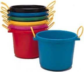 Large Multi-Purpose Bucket - 70 qt / Color (Hot Pink) Best Price