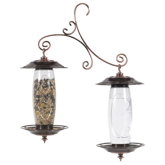 Birdscapes Garden Sip and Seed BirdFeeder Best Price