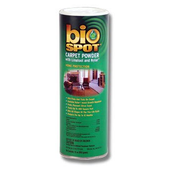 Bio Spot Carpet Powder With Linalool and Nylar  12 oz. Best Price