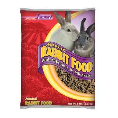 Natural Rabbit Food / Size (5 lbs) Best Price